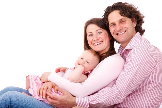 Rzeczy dziecięce dla matki i taty